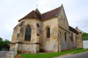 Eglise Saint-Aubin - Retheuil