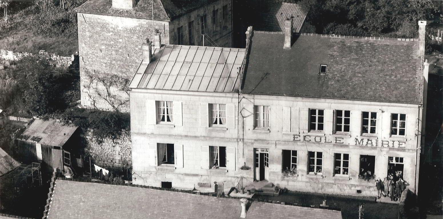L'école Mairie - Retheuil