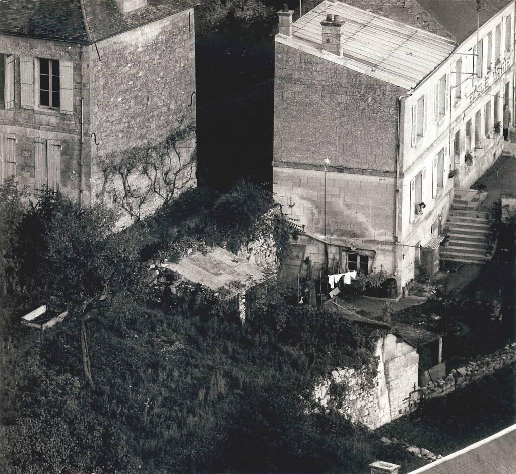 Vue aérienne - Retheuil