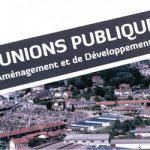 Affiche réunions publique PLUI